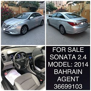 For Sale Hyundai Sonata 2014