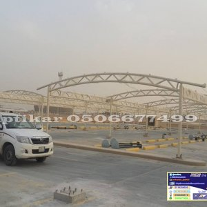 Installation of car umbrellas208.jpg